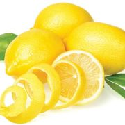 Lemon Peel Fair Look Ingredients